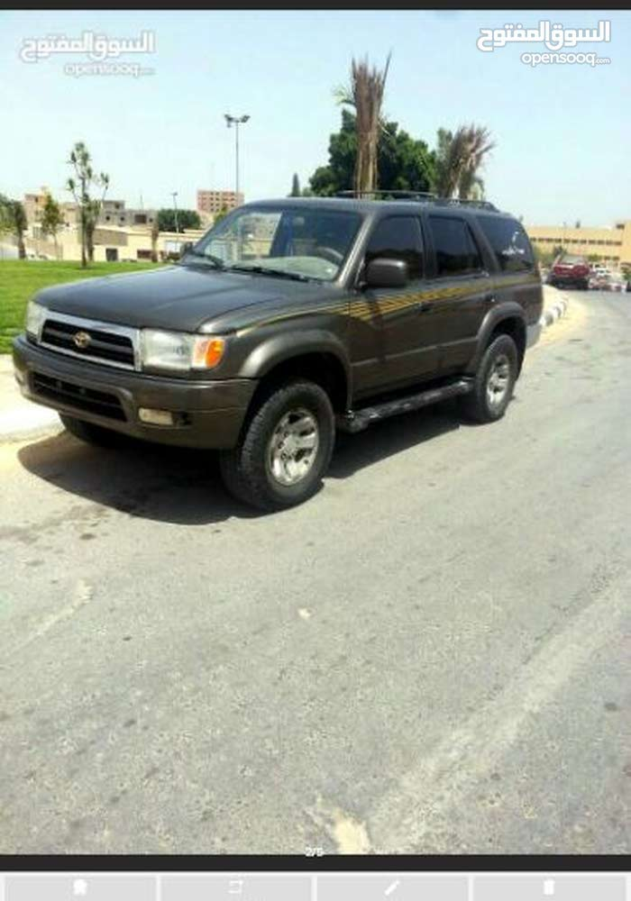 Brown Toyota 4Runner 2003 for sale