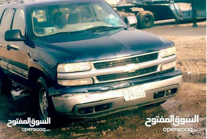 Chevrolet tahoe 2003 for sale in alsabahiya