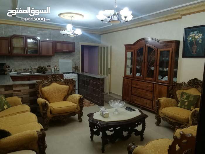 Marj El Hamam neighborhood Amman city - 100 sqm apartment for rent