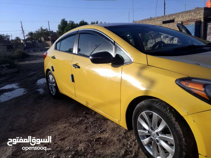 Used Kia Forte for sale in Baghdad
