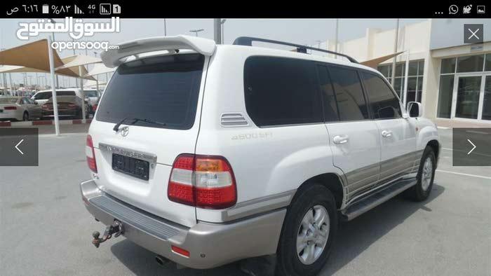 Toyota Land Cruiser Used in Um Al Quwain