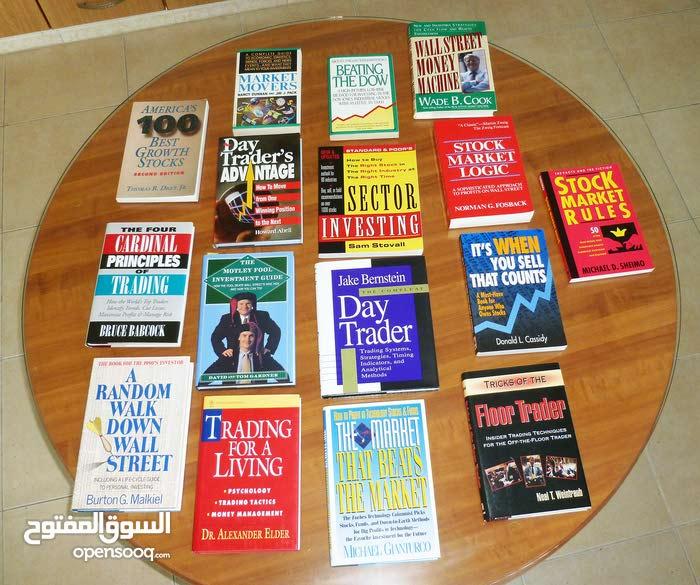16 Books on stock market investing
