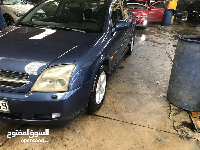 For sale Vectra 2002
