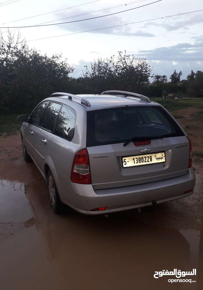 170,000 - 179,999 km Chevrolet Optra 2005 for sale