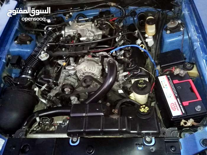 Manual Ford 2004 for sale - Used - Amerat city