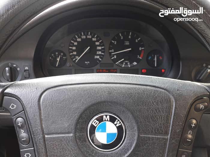 10,000 - 19,999 km BMW 520 1999 for sale