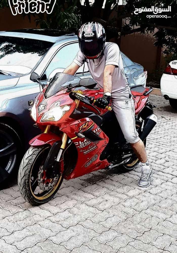 دراج هونداي للبيع 250سي سي