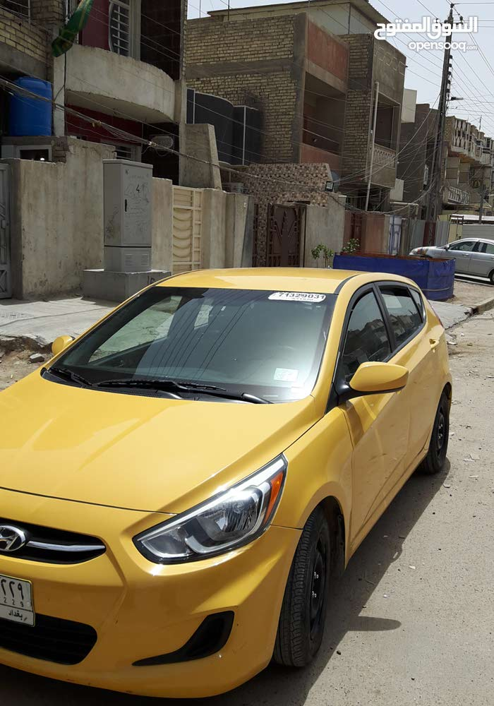 Best price! Hyundai Accent 2015 for sale