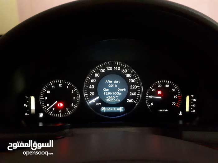 E 200 2004 - Used Automatic transmission