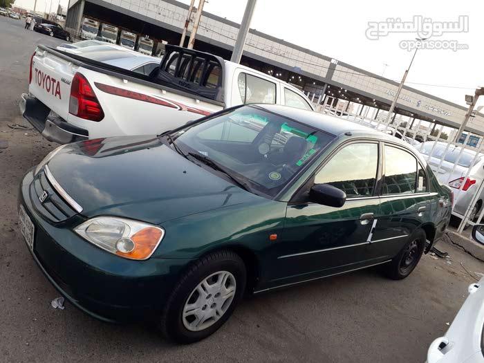 Manual Honda 2001 for sale - Used - Jeddah city