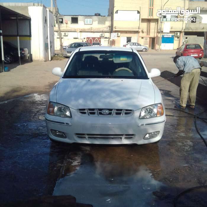 Hyundai Verna 2002 for sale in Tripoli