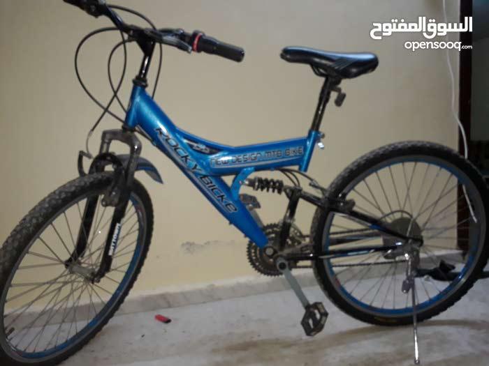 دراجا هوائية جبلية