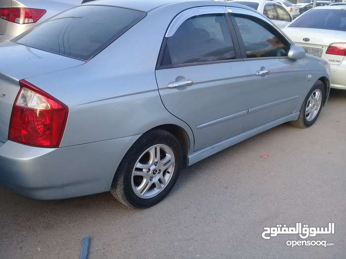 Kia Spectra 2005 for sale in Tripoli
