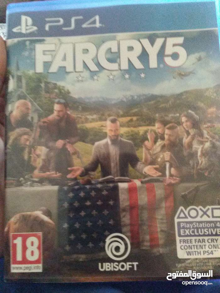 farcry 5 فاركراي