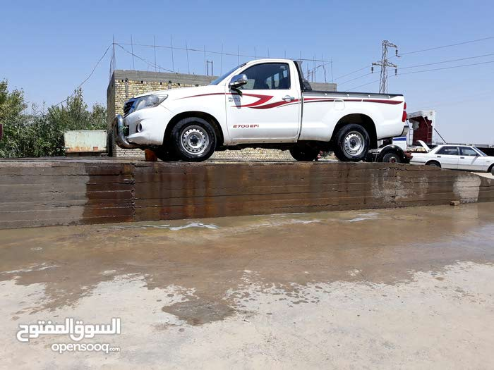 2014 Toyota Hilux for sale in Basra