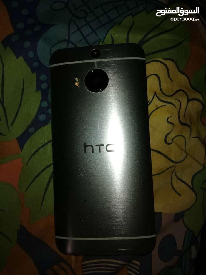 تلفون HTC m9 plus مستعمل