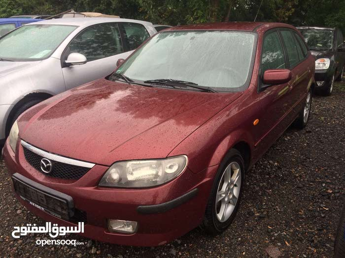 150,000 - 159,999 km mileage Mazda 323 for sale
