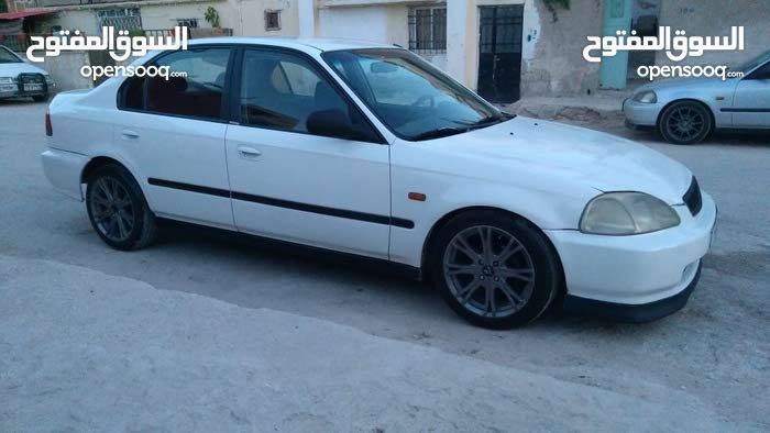 Used condition Honda Civic 1996 with 0 km mileage