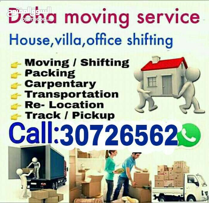 Moving shifting packing carpentry transportation services 30726562