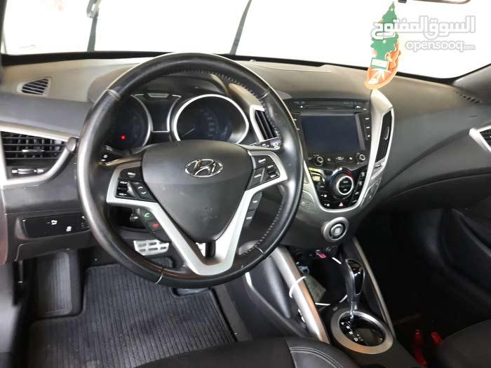 Orange Hyundai Veloster 2015 for sale
