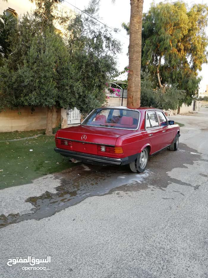 Mercedes Benz E 200 1980 For Sale