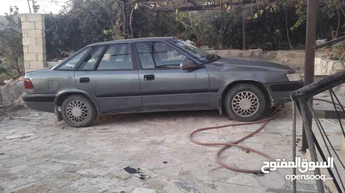 Manual Maroon Daewoo 1995 for sale