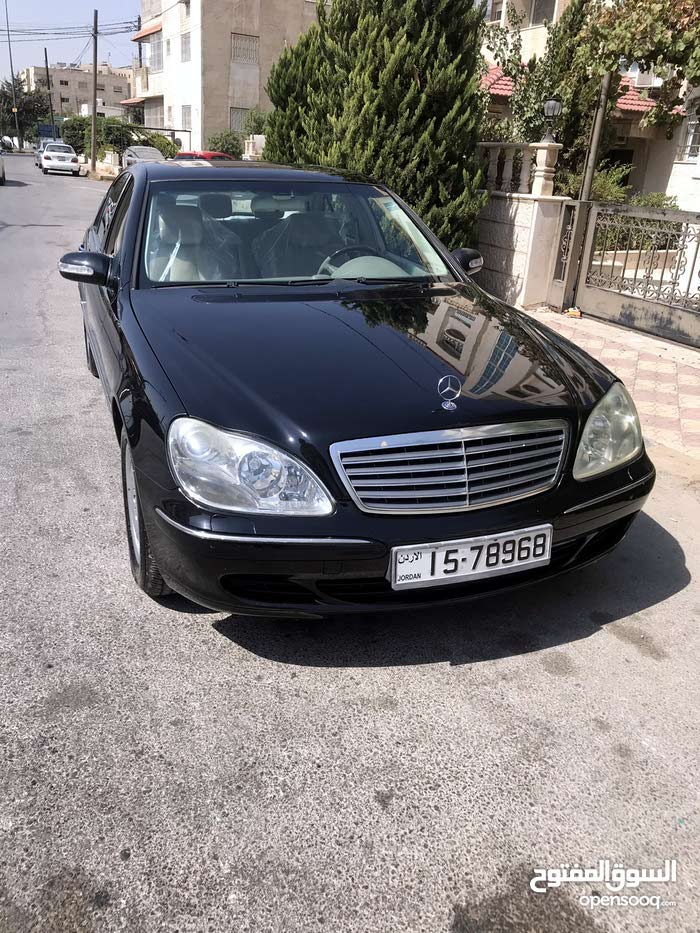 2005 Mercedes Benz S350 for sale