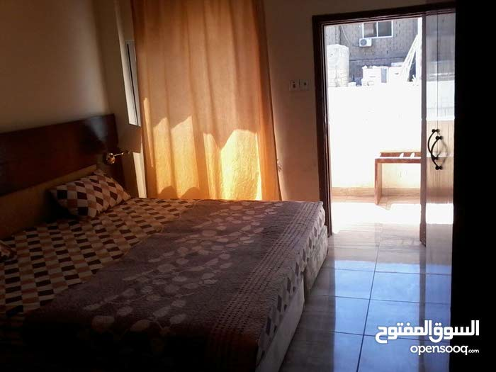 Al Atiba' neighborhood Aqaba city - 50 sqm apartment for rent