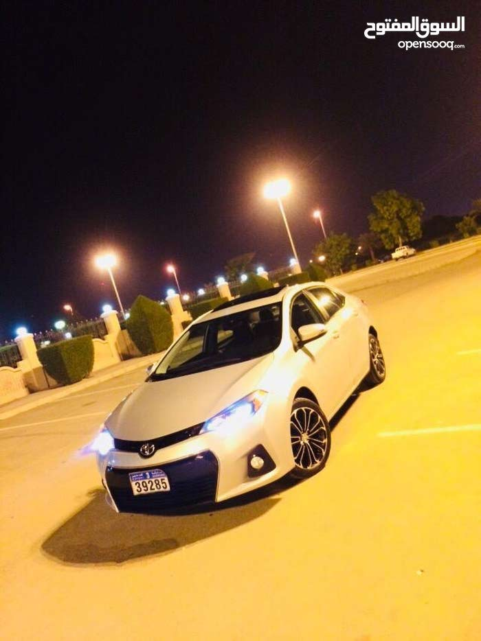 Used condition Toyota Corolla 2014 with 0 km mileage