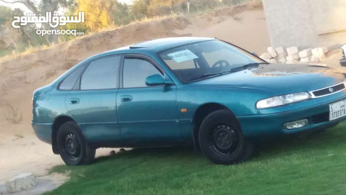 1996 Used 626 with Manual transmission is available for sale