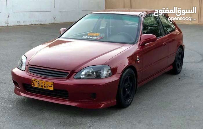 Used condition Honda Civic 1998 with 70,000 - 79,999 km mileage