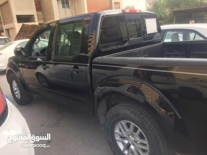 Nissan Pickup in Baghdad