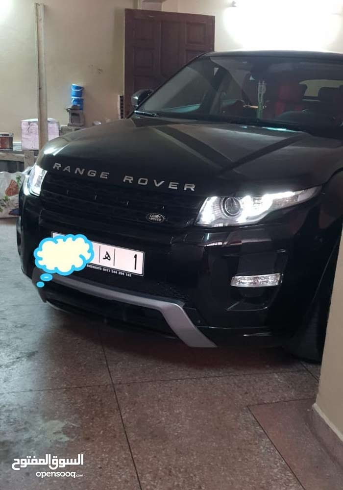 voiture range rover model 2014