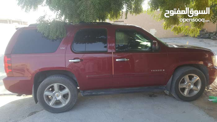 Used Chevrolet Tahoe for sale in Dubai