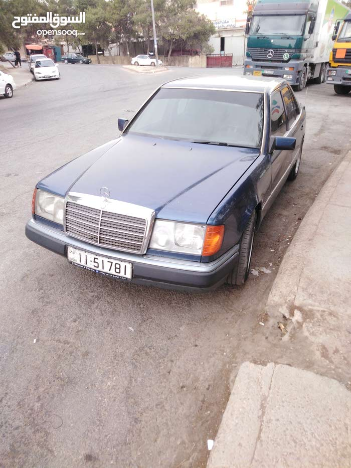 Manual Mercedes Benz 1991 for sale - Used - Amman city