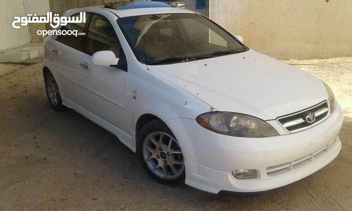 Used 2008 Lacetti in Tripoli