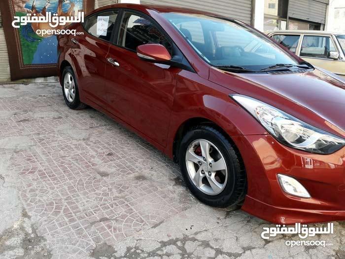 For sale 2011 Maroon Avante