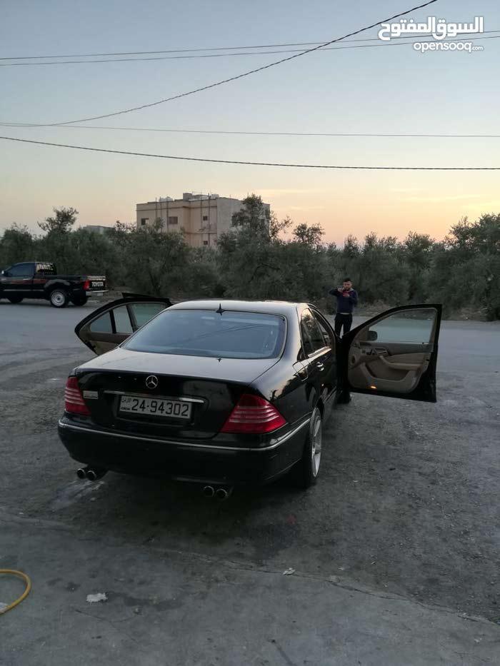 +200,000 km mileage Mercedes Benz S 280 for sale