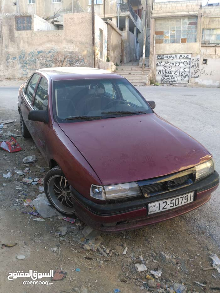 1993 Used Vectra with Manual transmission is available for sale