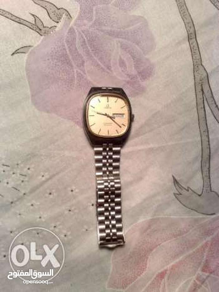 للبيع ساعة اوميجا سويسري كوارتز