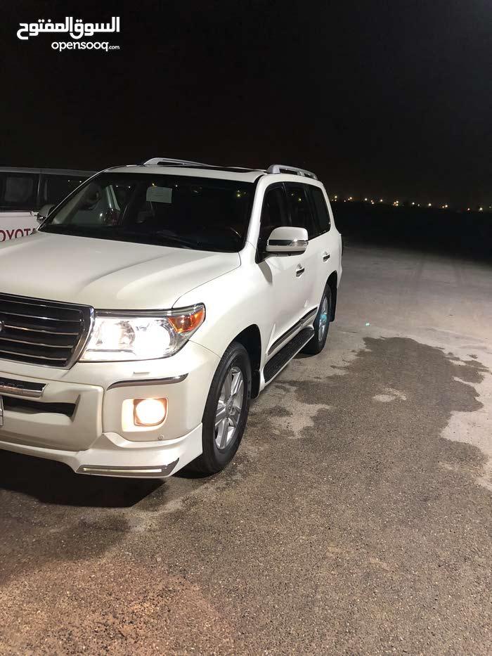 Toyota Land Cruiser 2014 for sale in Basra