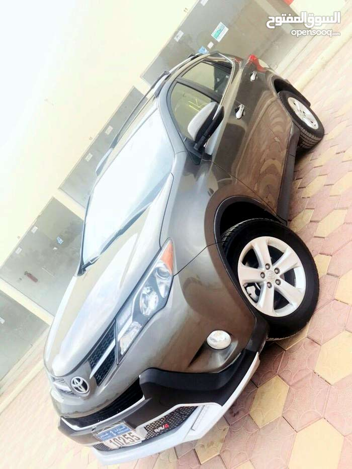 90,000 - 99,999 km Toyota RAV 4 2013 for sale