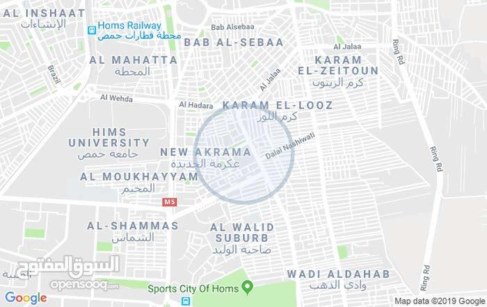 محل تجاري شارع الخضري حمص