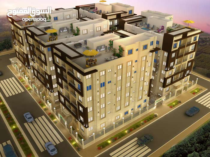 New Apartment of 180 sqm for sale 6th of October