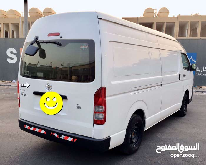 Used condition Toyota Hiace 2014 with 130,000 - 139,999 km mileage