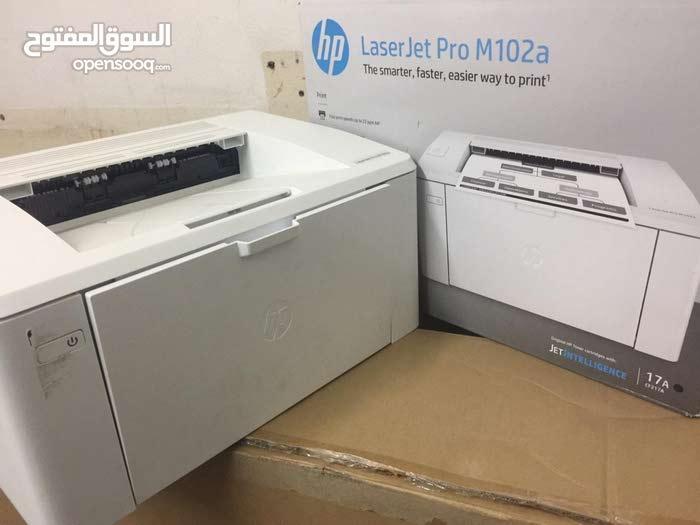 طابعة HP ليزرية