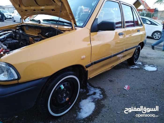 SAIPA Saina car for sale 2012 in Baghdad city