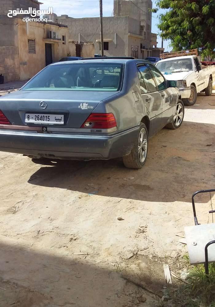 Gasoline Fuel/Power   Mercedes Benz E500 1995