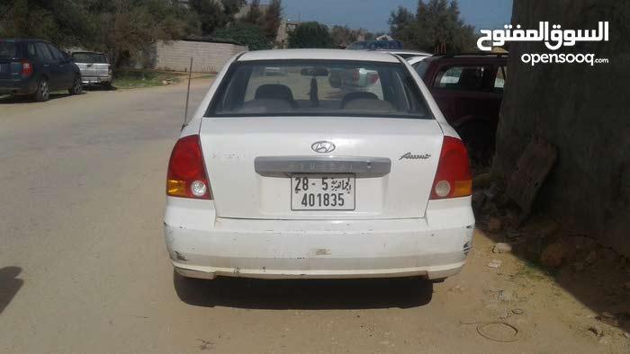 For sale Hyundai Verna car in Tarhuna
