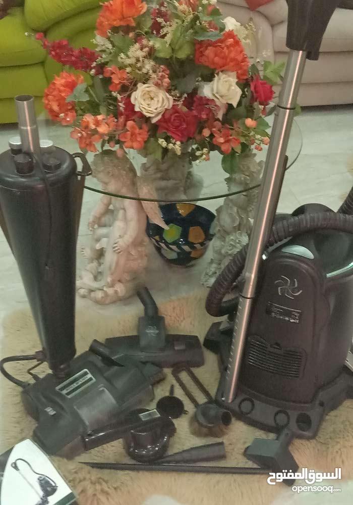 مكنسه كهربائية تغنيك عن خادمة المنزل و شركات النظافة